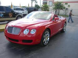 POPonDAVINS 2008 Bentley Continental GT