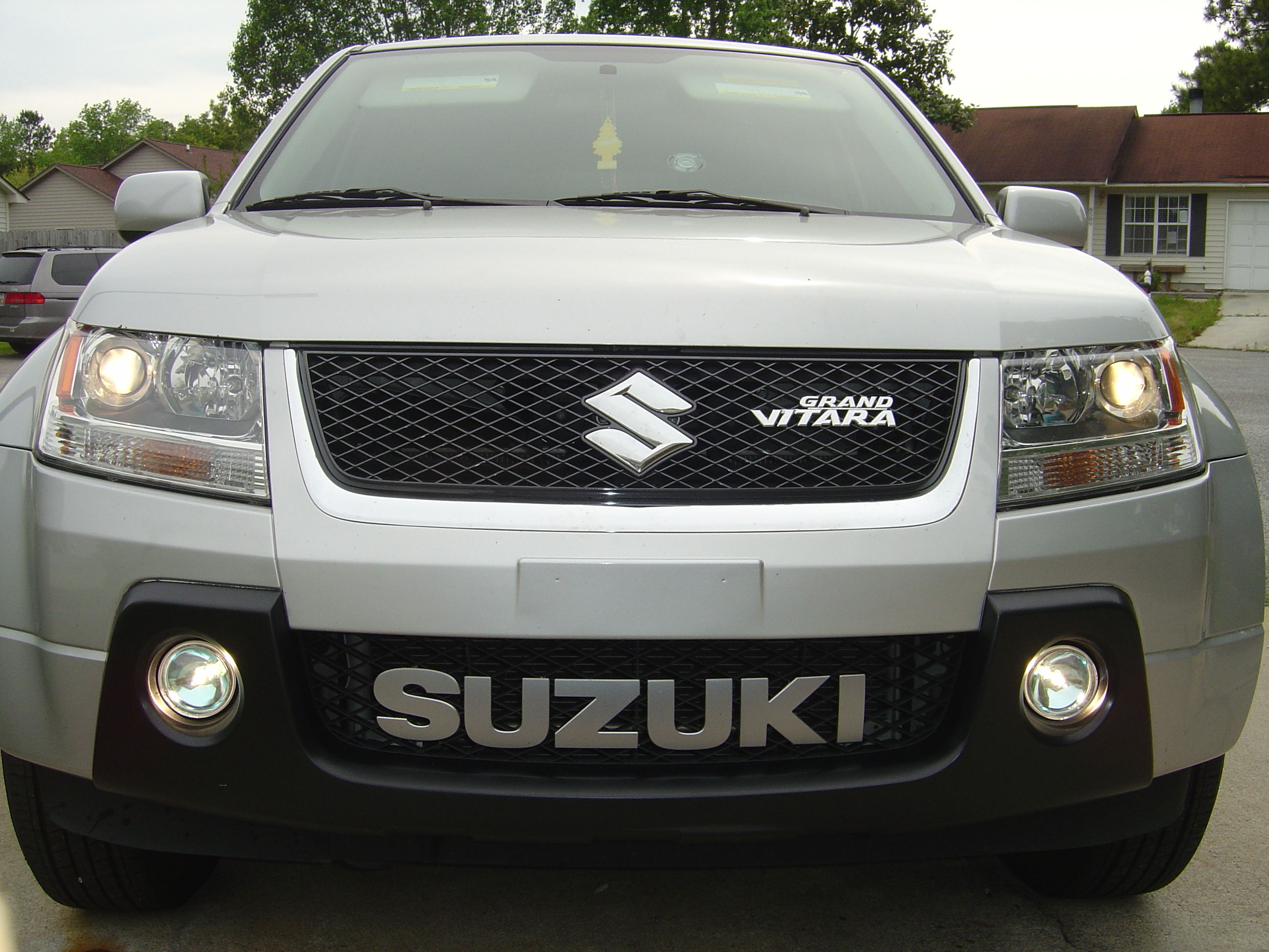 doubled420 2007 suzuki grand vitara specs photos modification