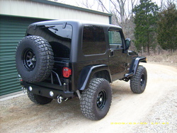 JEEPASDs 2004 Jeep Wrangler