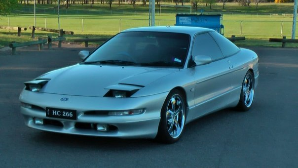 GTHayden's 1997 Ford Probe