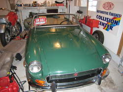 this944sgr8s 1972 MG MGB