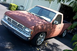 AutoBodyPiercers 1988 Nissan Regular Cab