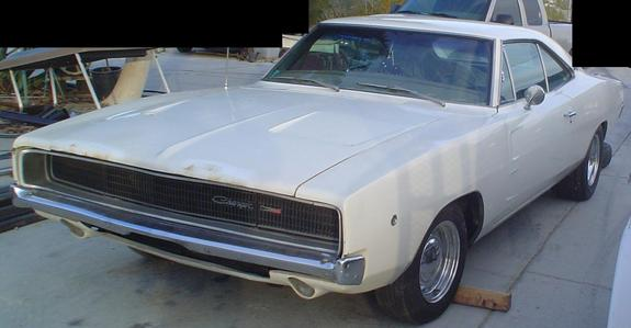 happy45 1968 Dodge Charger 11095300