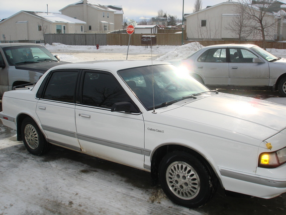 Another OGOldsforlife 1993 Oldsmobile Cutlass Ciera post... - 11057653