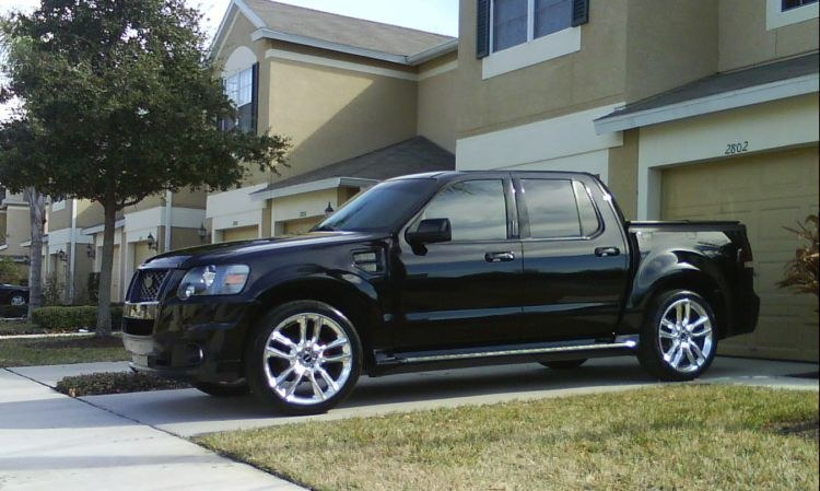2011 ford explorer sport trac adrenalin. First Sport-Trac Adrenalin in