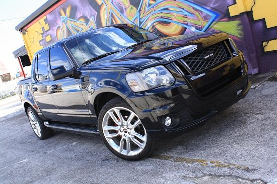 Aque509 2008 Ford Explorer Sport Trac Specs Photos Modification