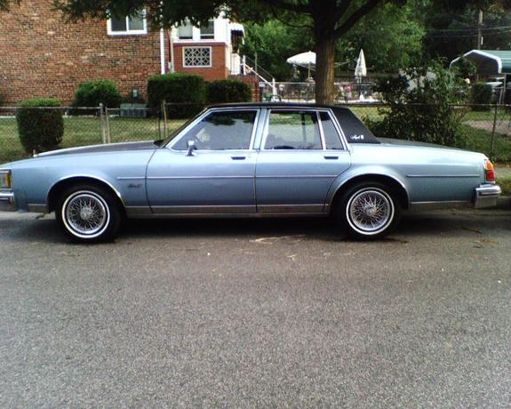 Funnybutter1988 1985 Oldsmobile Delta 88 Specs Photos