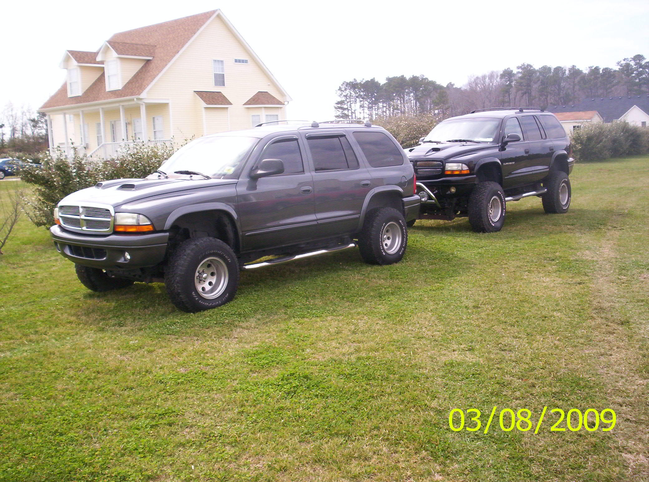 Another Imthereason 2001 Dodge Durango Post 1266696 By Imthereason