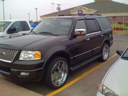 Thesarge32 2006 Ford Expedition