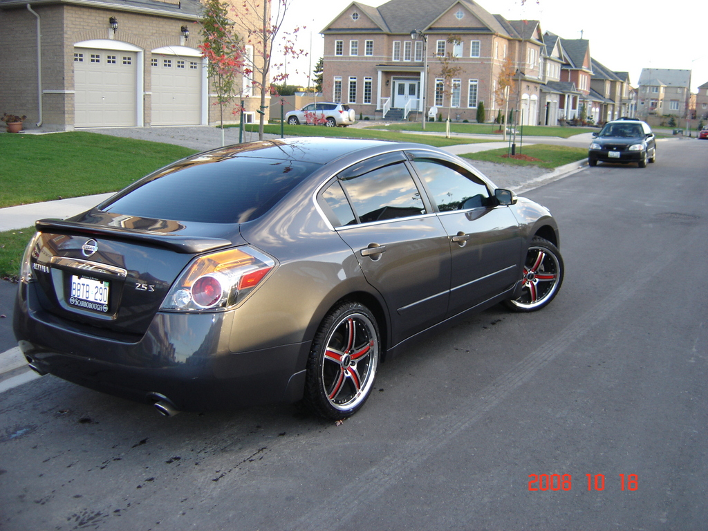 Shan786 2007 Nissan Altima Specs Photos Modification