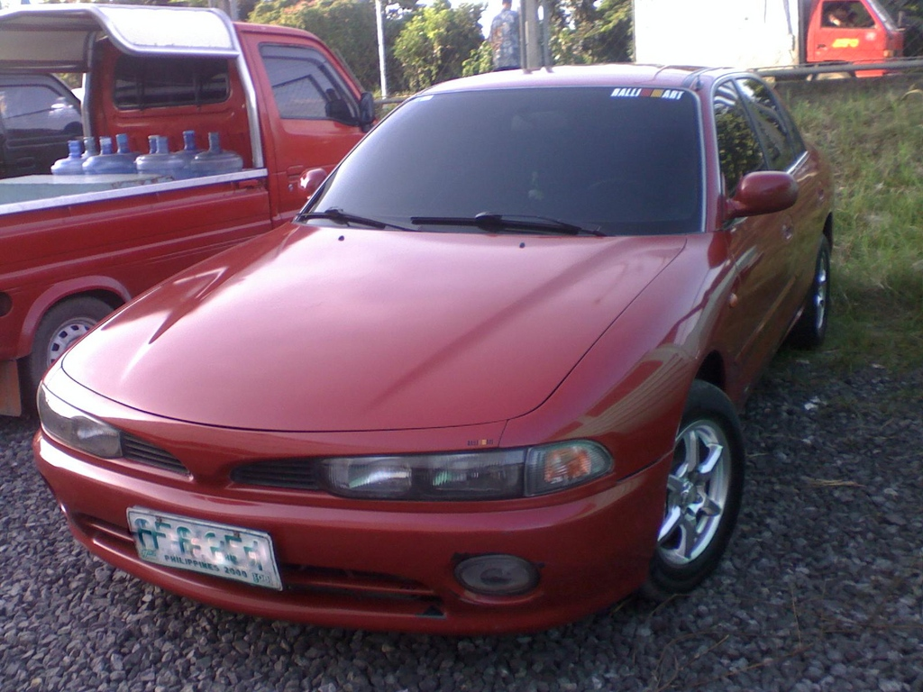 Another --poy 1996 Mitsubishi Galant post... - 11058329