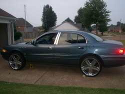Custom  Houston on Buick Lesabre  Green Master    Houston  Tx Owned By Mastercarstereo