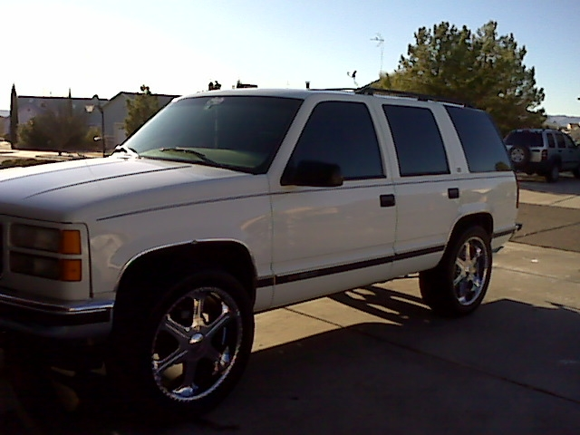 padussy4life 39 s 1998 gmc yukon in las cruces nm. Black Bedroom Furniture Sets. Home Design Ideas