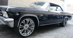 1siccaddy 1965 Chevrolet Caprice