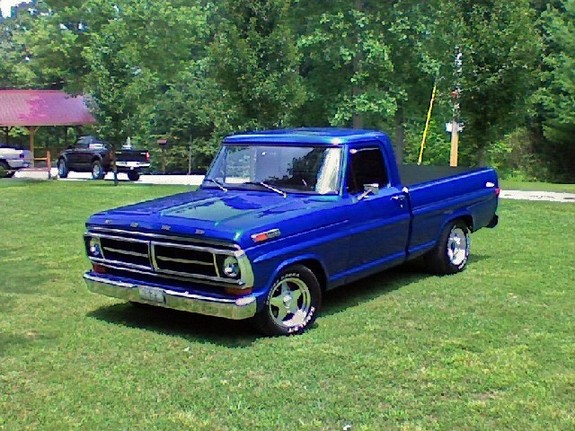 D Aytes 1971 Ford F150 Regular Cab Specs Photos