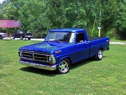 d_aytess 1971 Ford F150 Regular Cab