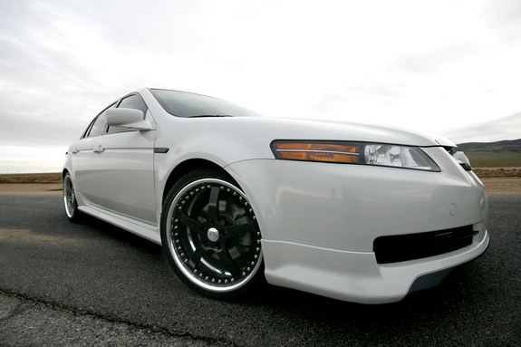 Modifiedpages 2004 Acura Tl Specs Photos Modification