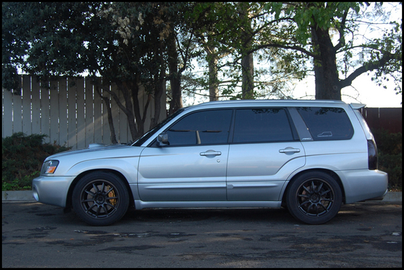 Reif Erik 2004 Subaru Forester Specs  Photos  Modification