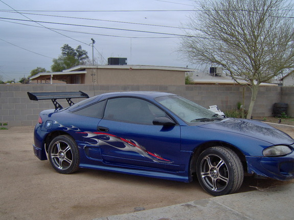 Another cobras01 1997 Mitsubishi Eclipse post... - 11062427