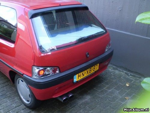 Another Trippertjuhh 1994 Peugeot 106 Post Photo 11065522