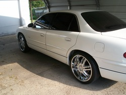 Tyeler420s 2001 Buick Regal