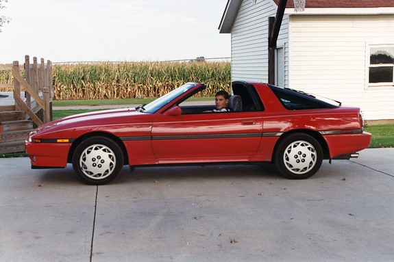 T Wags 1988 Toyota Supra Specs, Photos, Modification Info at CarDomain