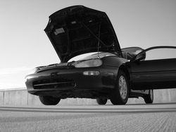 DOHCKZ-MX-3s 1995 Mazda MX-3