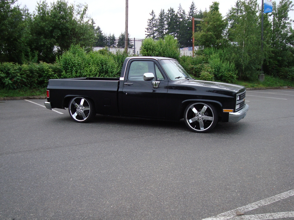 1984 Chevy Trucks - Viewing Gallery