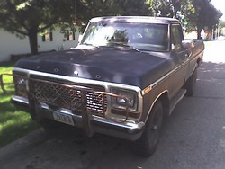 michaelpeanut 1979 Ford F150 Regular Cab