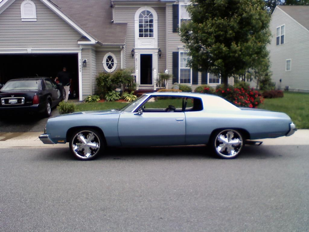 Another 73donkbitch 1973 Chevrolet Caprice post... - 11067761