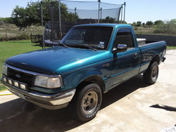 Roelz96Greensters 1996 Ford Ranger Regular Cab