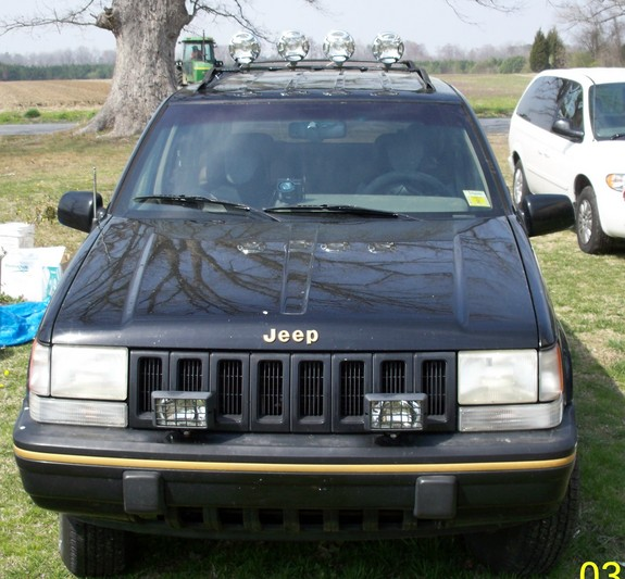 Offroadin4x4 1994 Jeep Grand Cherokee Specs, Photos
