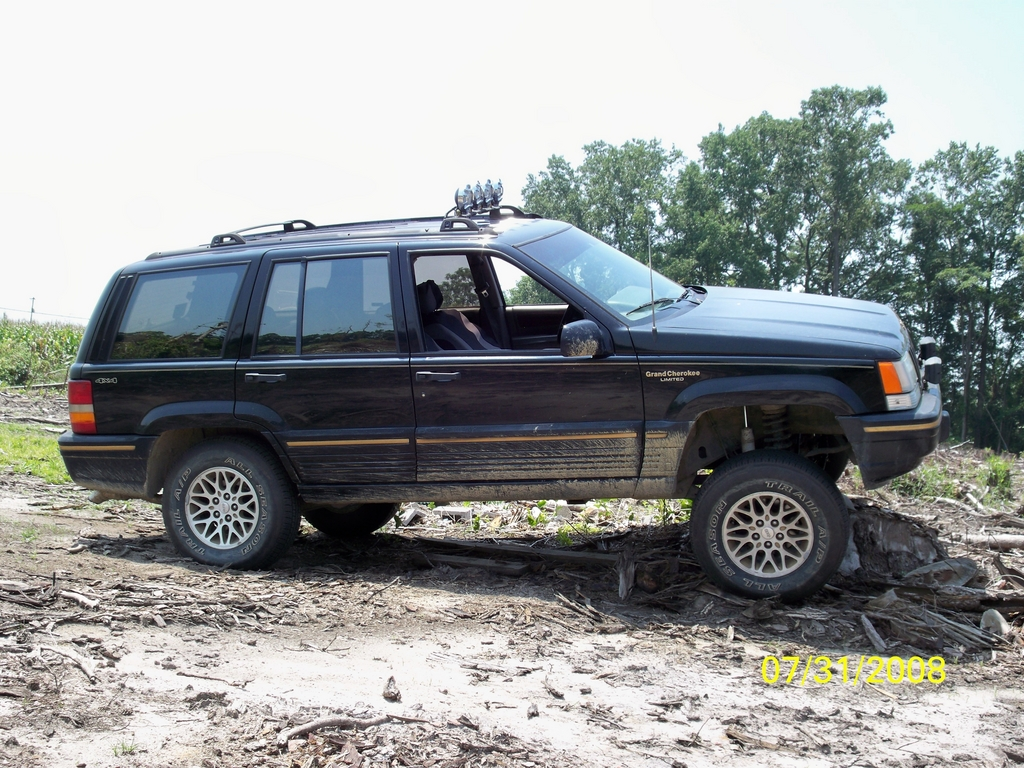Offroadin4x4 1994 Jeep Grand Cherokee Specs  Photos  Modification Info At Cardomain