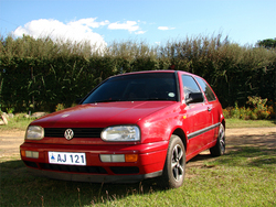 VKz_Drives 1996 Volkswagen Golf