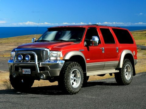Icexxxx Ford Excursion Specs Photos Modification Info At - 2002 excursion