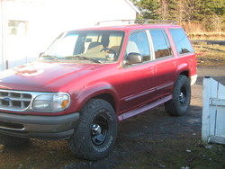 drew_fords 1995 Ford Explorer