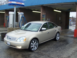 Malibudonk 2007 Ford Five Hundred