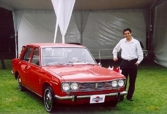 Another mauricioracer 1980 Datsun 1600 post... - 11072006