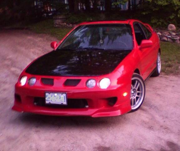 Tristan45 1997 Acura Integra Specs, Photos, Modification