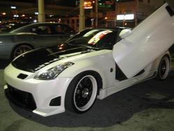 dazman01s 2006 Nissan 350Z