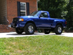 2003 Ford Ranger-Regular-Cab