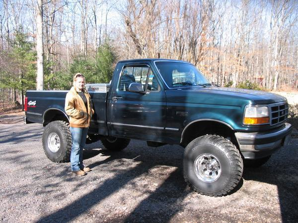 Another 95fordchik 1995 Ford F150 Regular Cab post... - 11074622