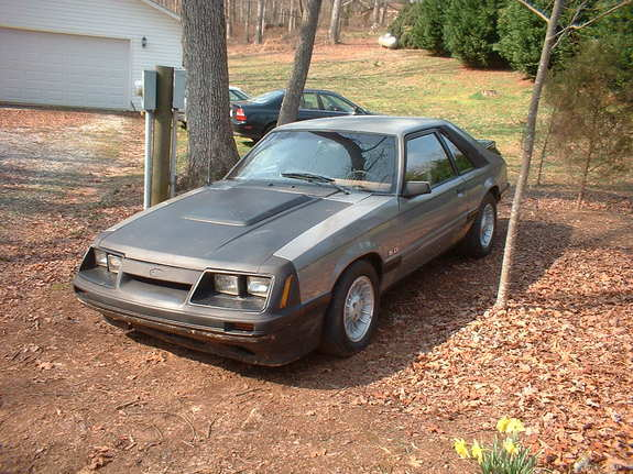 Another K-Dawg406rs 1983 Ford Mustang post... - 11075472