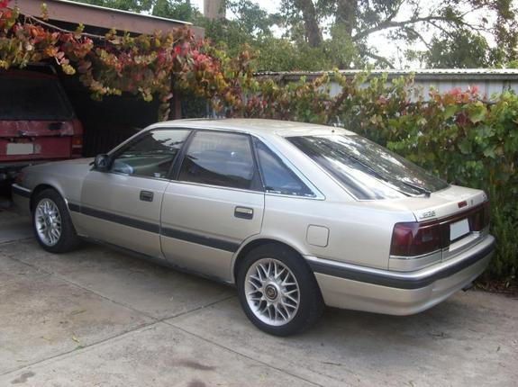 Davididid 1989 Mazda 626 Specs Photos Modification Info