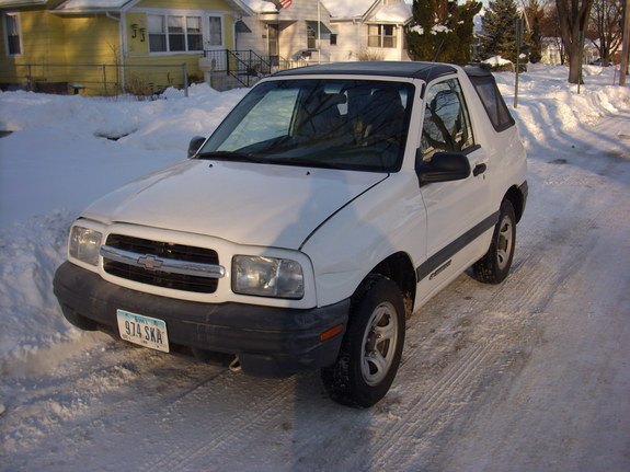 Cole82 2000 Chevrolet Tracker Specs Photos Modification Info at
