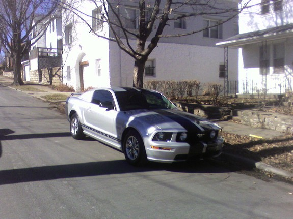 Another Cal26Stang 2006 Ford Mustang post... - 11075985