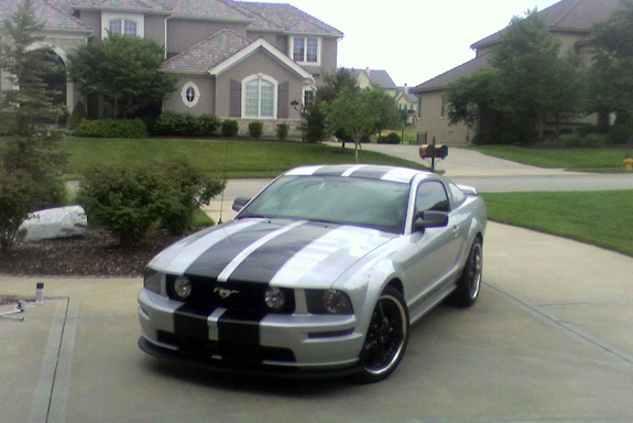 Cal26Stang 2006 Ford Mustang Specs, Photos, Modification Info at CarDomain