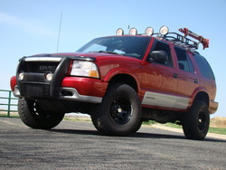 ScDianond 2001 GMC Jimmy