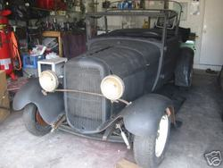 Scancustoms 1929 Ford Model A