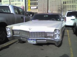 FletchCadis 1967 Cadillac DeVille
